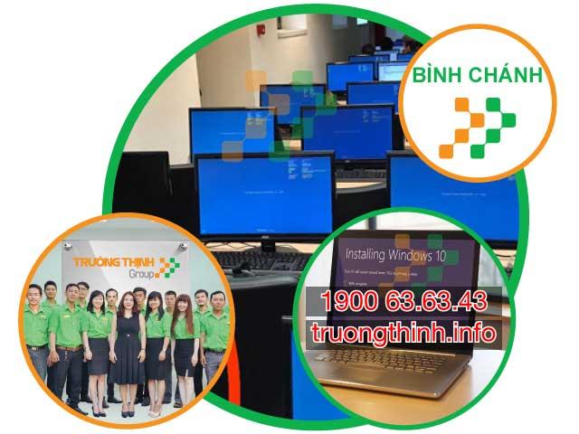 Dịch Vụ Cài Win Tận Nơi Huyện Bình Chánh