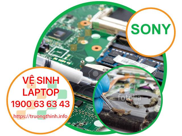1️⃣ Dịch Vụ Vệ Sinh Laptop Sony ™ Tận Nơi【Chuyên Nghiệp】