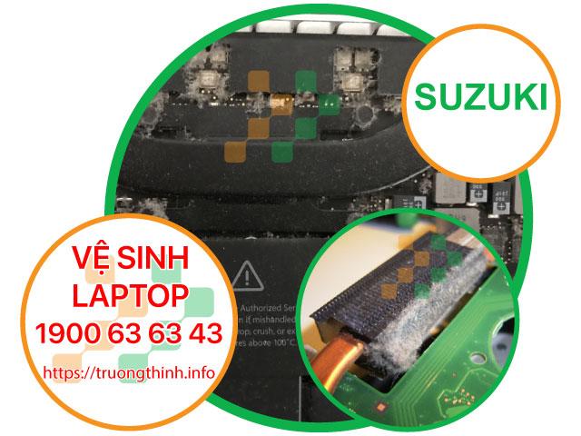 1️⃣ Dịch Vụ Vệ Sinh Laptop Suzuki ™ Tận Nơi【Chuyên Nghiệp】