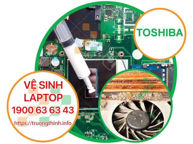 1️⃣ Dịch Vụ Vệ Sinh Laptop Toshiba ™ Tận Nơi【Chuyên Nghiệp】